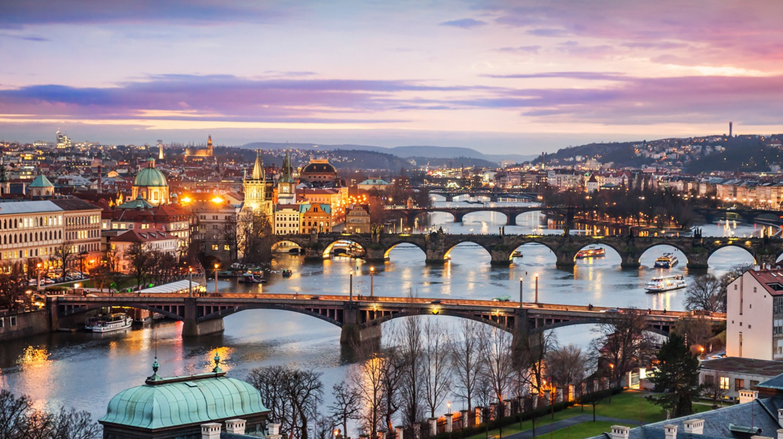 Czech Republic © Olga Gavrilova-Shutterstock