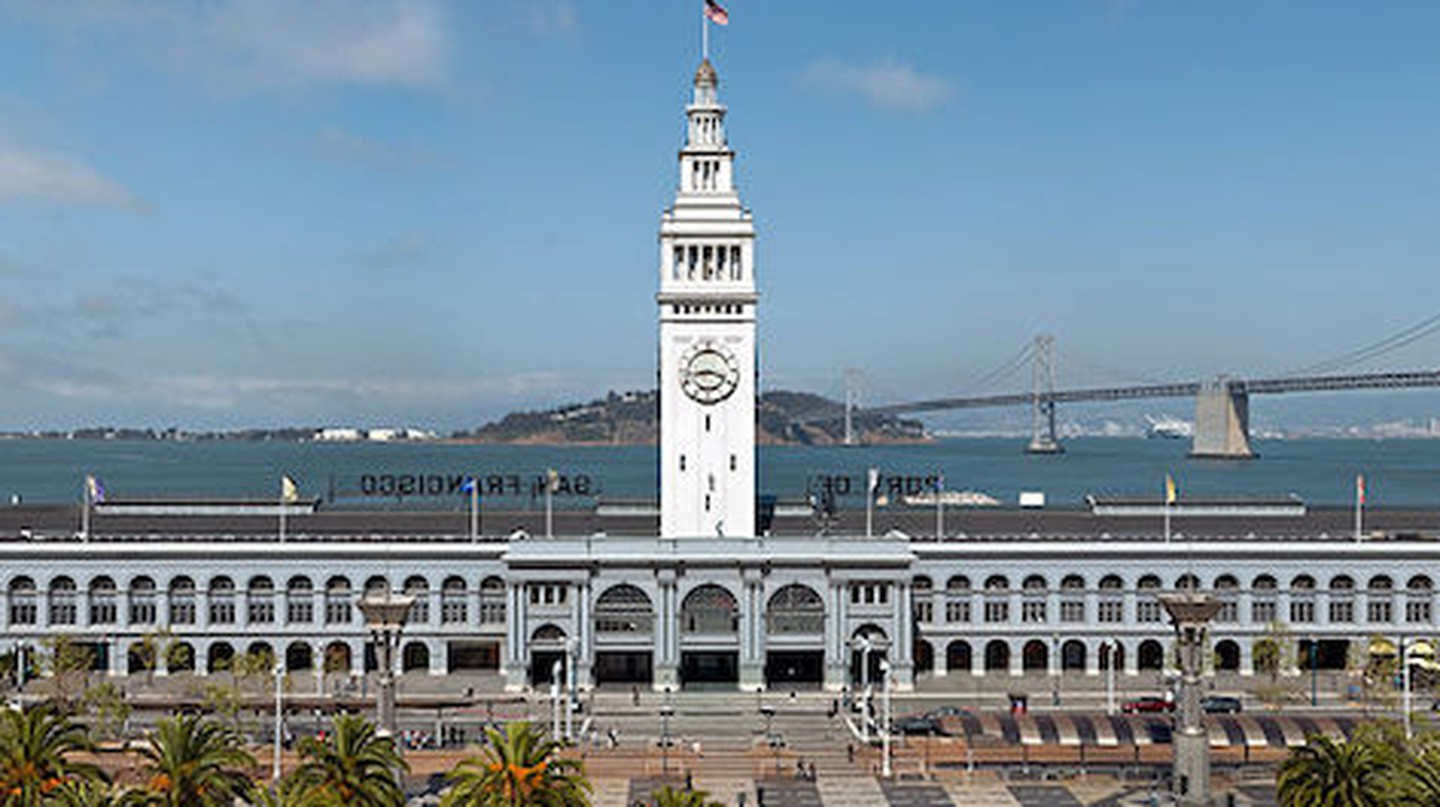 Ferry Building | © JaGa/WikiCommons
