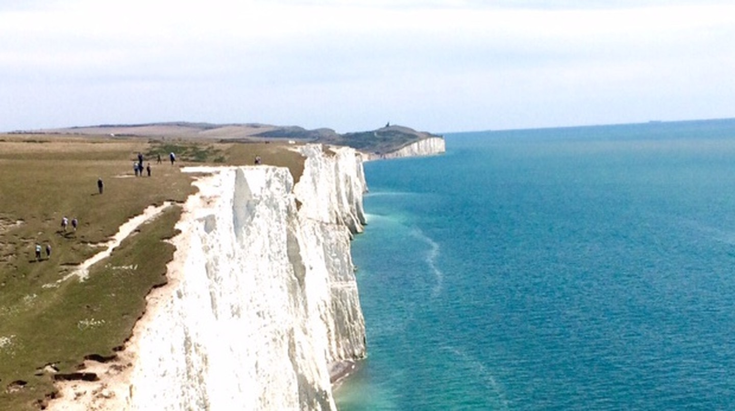 Seven Sisters Cliffs | © Caterina Mirra/Flickr
