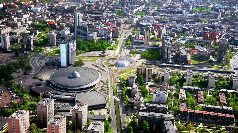 View on Katowice | © Umkatowice/WikiCommons