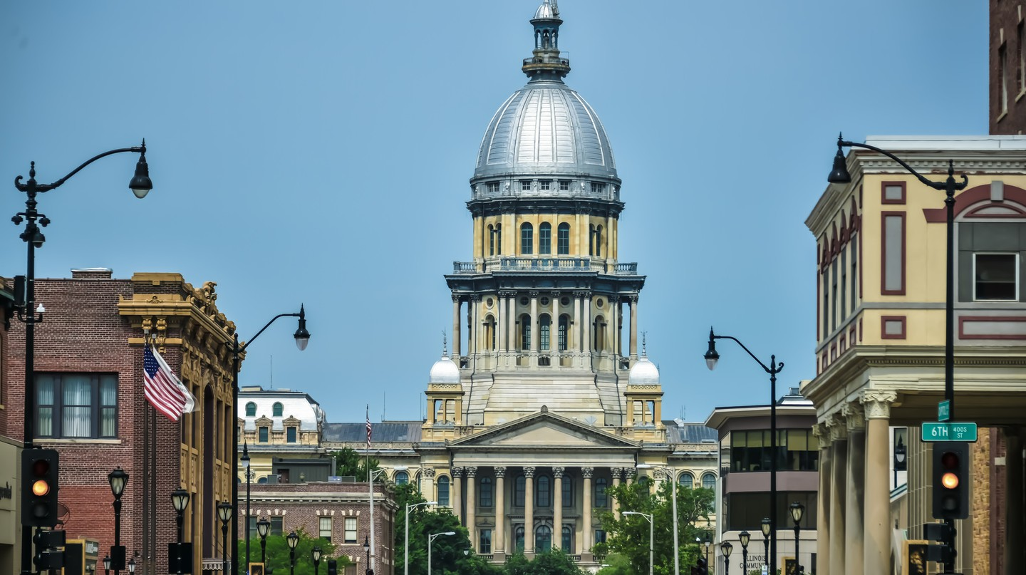 State Capitol of Illinois | © DiAnn L'Roy/Flickr