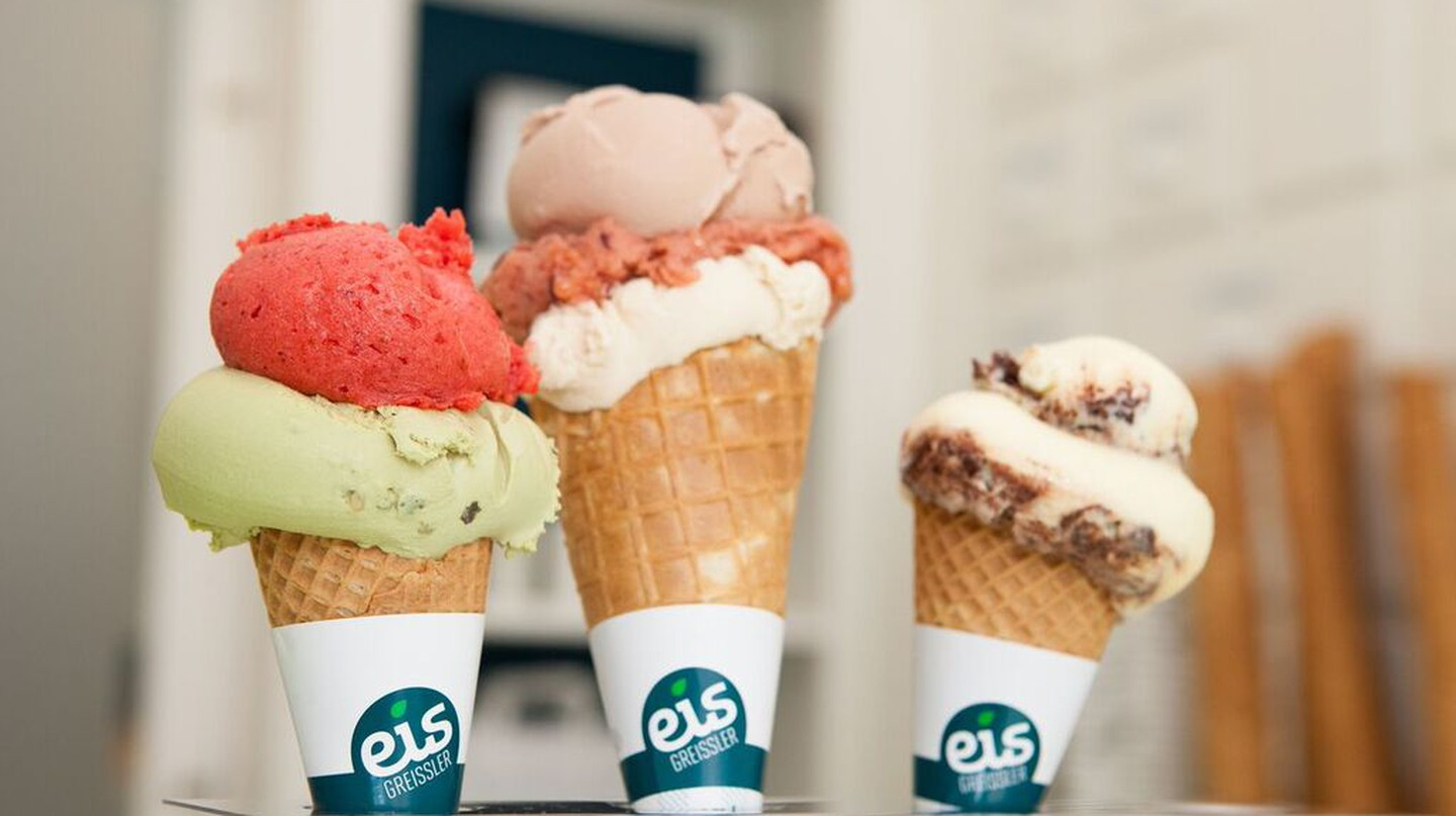 Eis Greissler Ice Cream | Courtesy of Eis Greissler