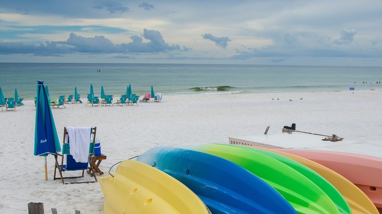 Destin Beach, Florida © Pixabay