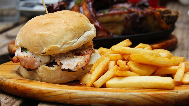Burger © Pixabay