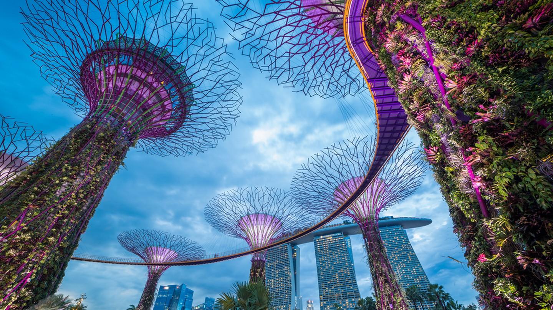 Singapore Gardens |© Kanuman/Shutterstock
