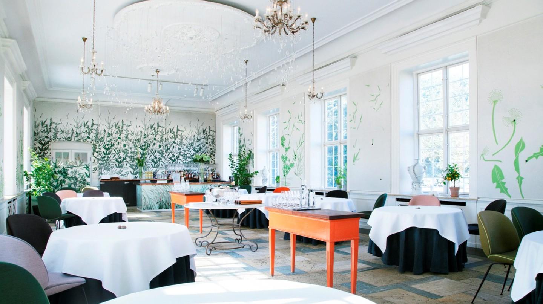 Dining Room l Courtesy of Mielcke & Hurtigkarl