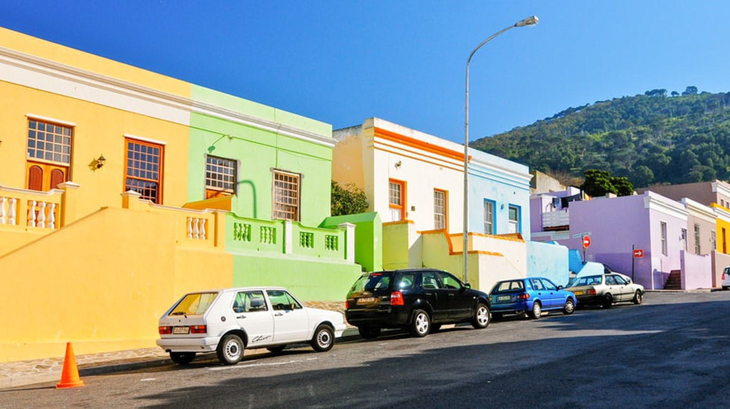 The Bo-Kaap in Cape Town, South Africa | © Richard Cavalleri/Shutterstock
