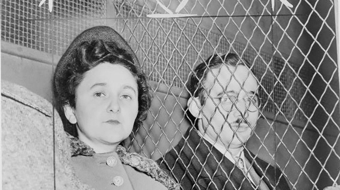 Julius and Ethel Rosenberg | © Library of Congress/Wikimedia Commons