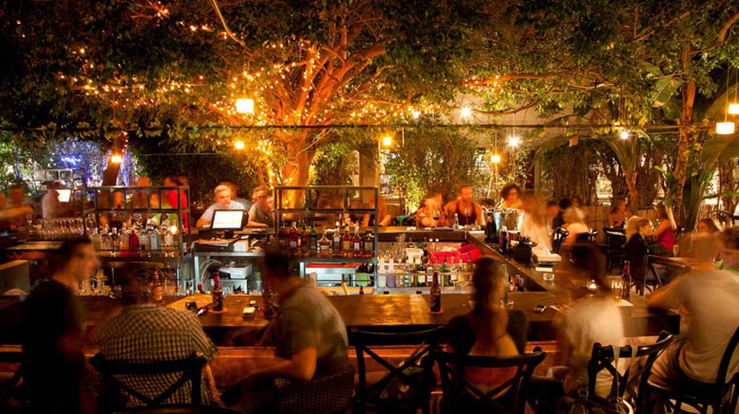 The Best Bars Near King George Street, Tel Aviv
