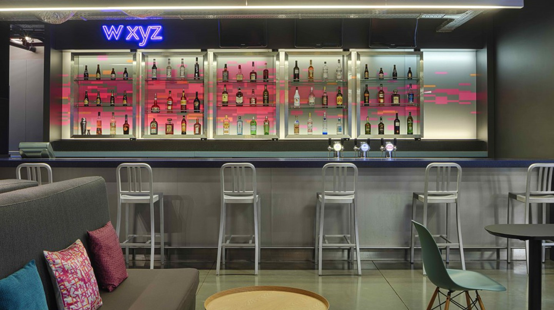 Sleek and modern | Courtesy of Wxyz Bar