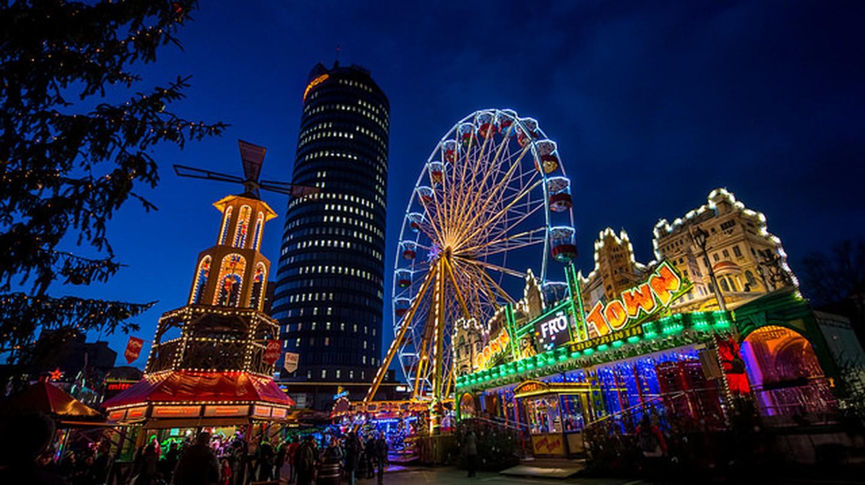 Christmas Market Jena | © ReneS, Flickr