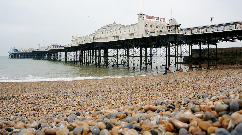 Brighton Pier | © Gervasio Varela/flickr