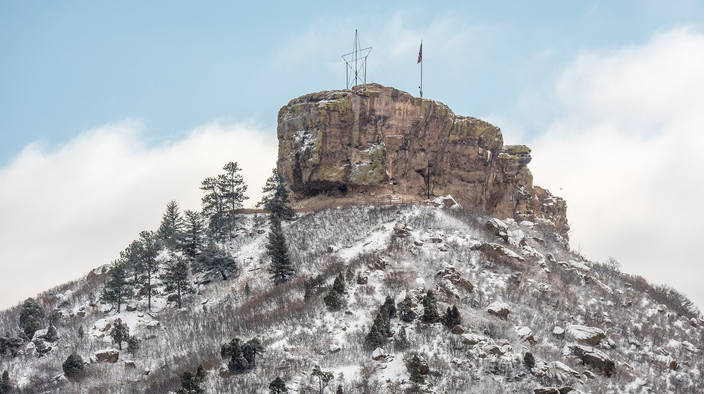 Castle Rock, Colorado ©Dave Dugdale
