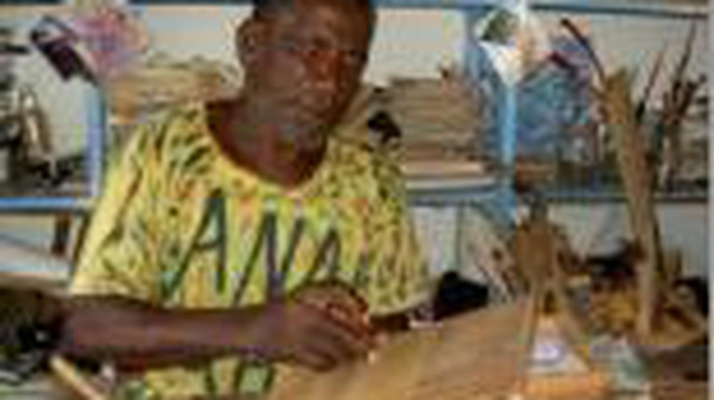 Nzimbu Browne: Organic Art On St. Vincent And The Grenadines