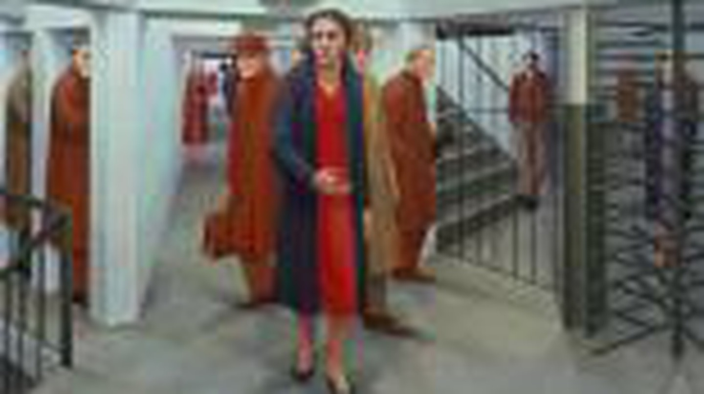 George Tooker: Capturing Modern Anxieties