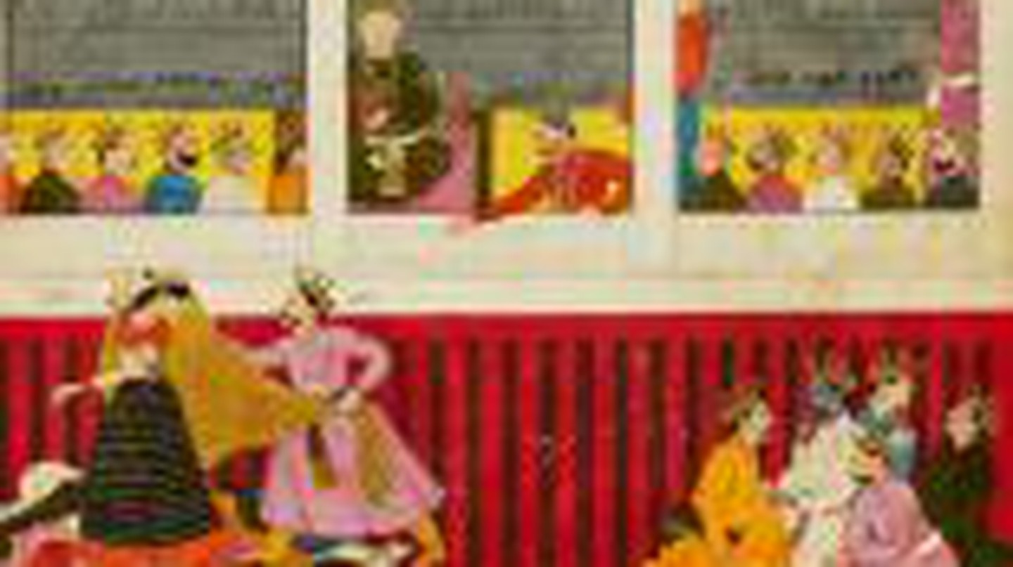 Wonders Of The Mughal Empire In Three Art Exhibitions