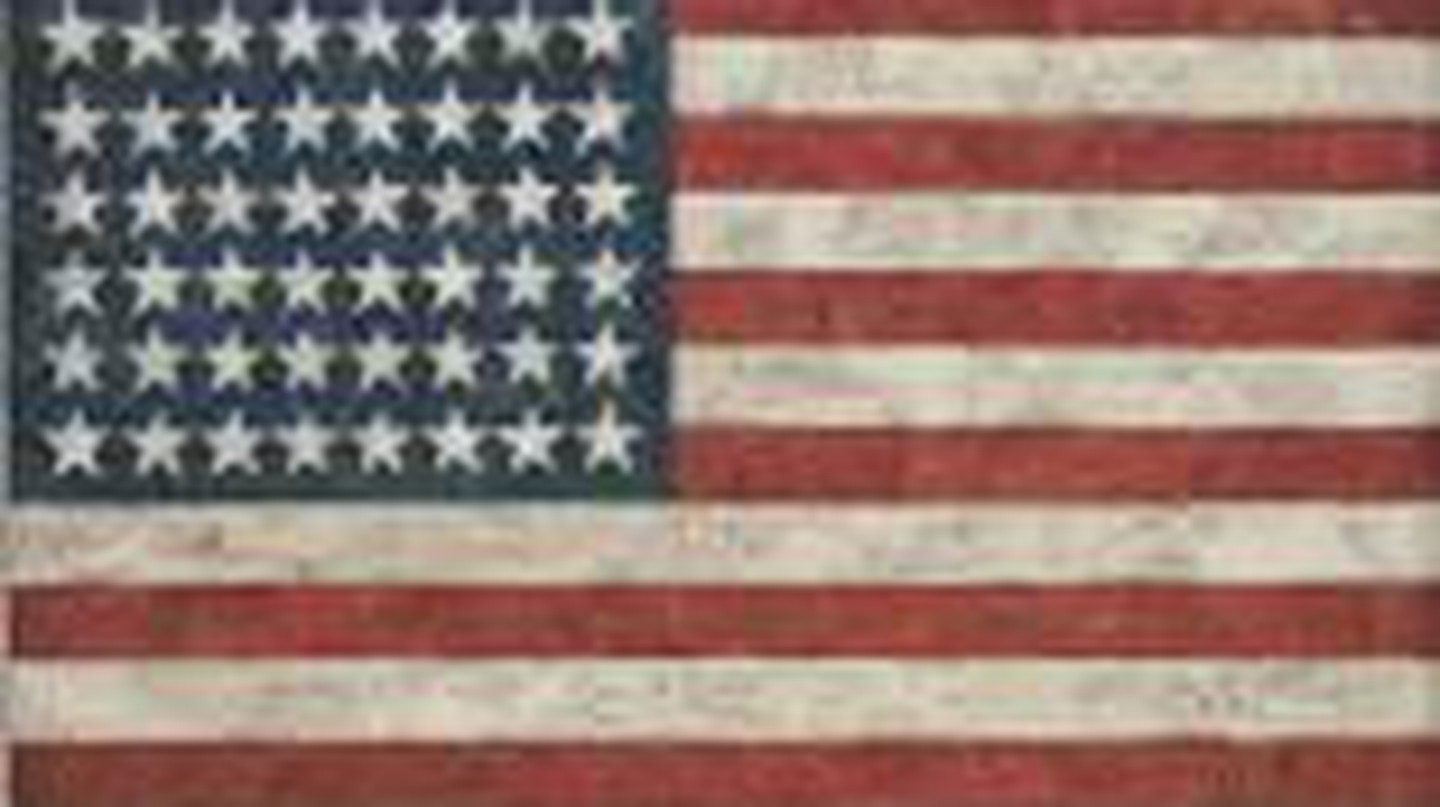 Jasper Johns & Robert Rauschenberg: The Art Of Banality