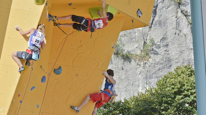Wall Climbing ©  Michelin Flicker