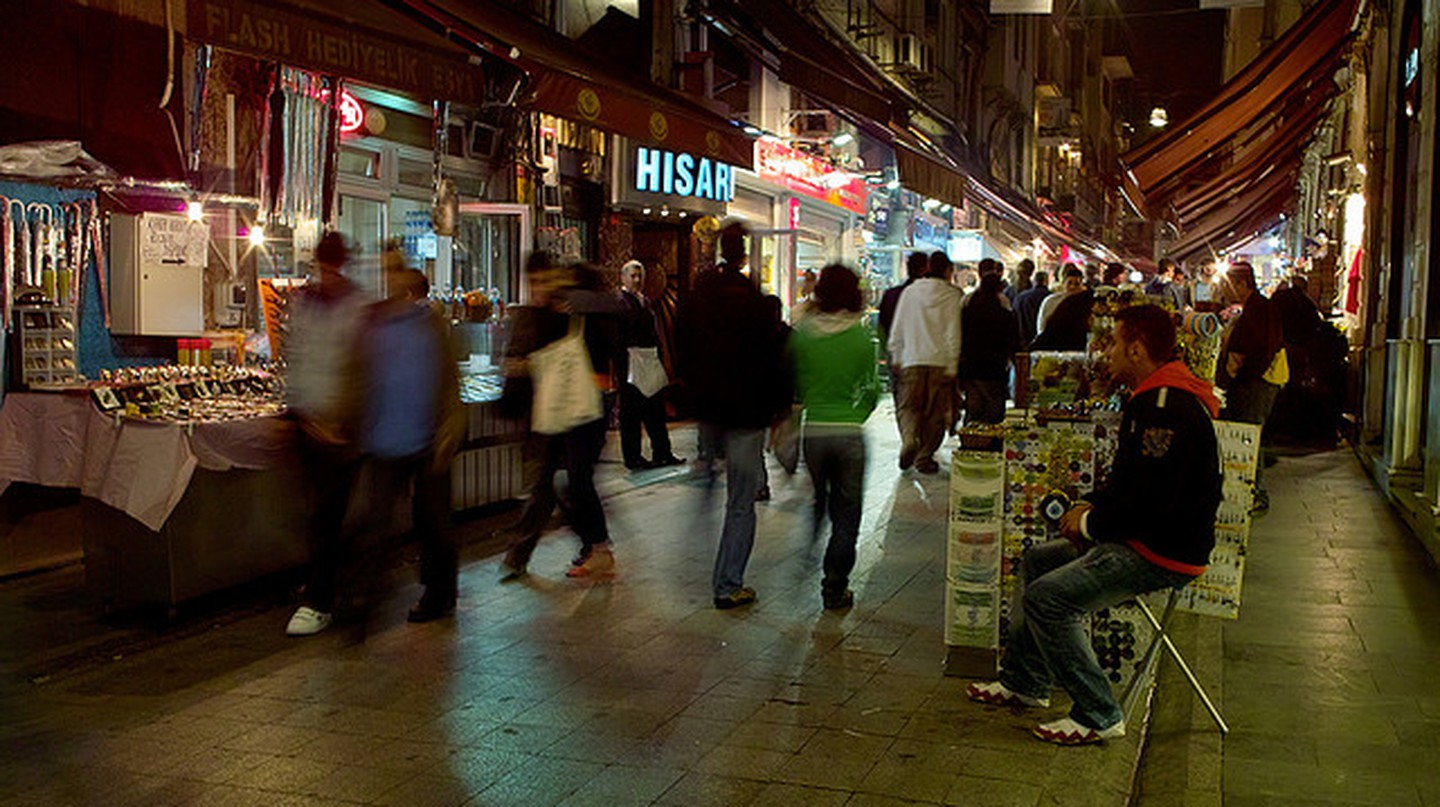 Beyoğlu Nite | © Boon Low/Flickr