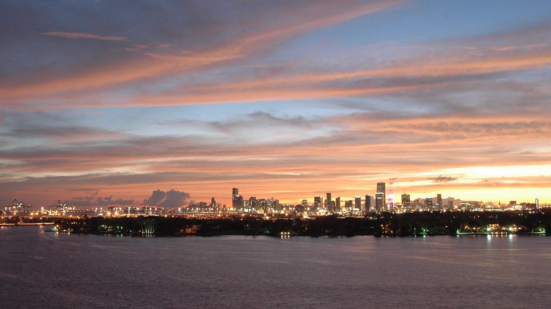 Miami skyline | © Bryan Sereny/Flickr
