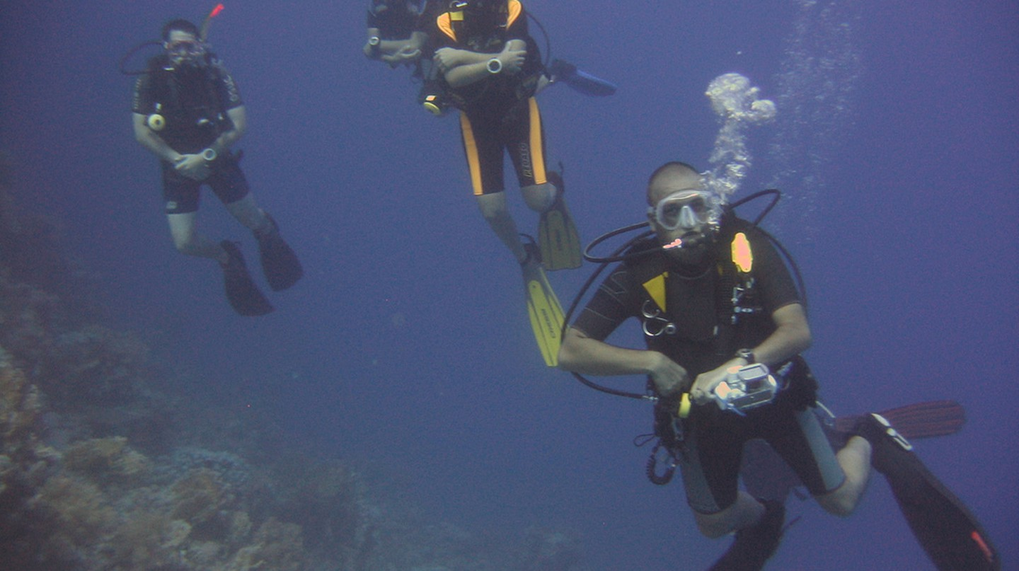 Diving in Hurghada | © Harald D. Wagner/Flickr