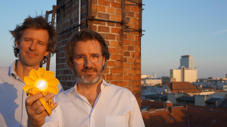 Little Sun,Frederik Ottesen and Olafur Eliasson