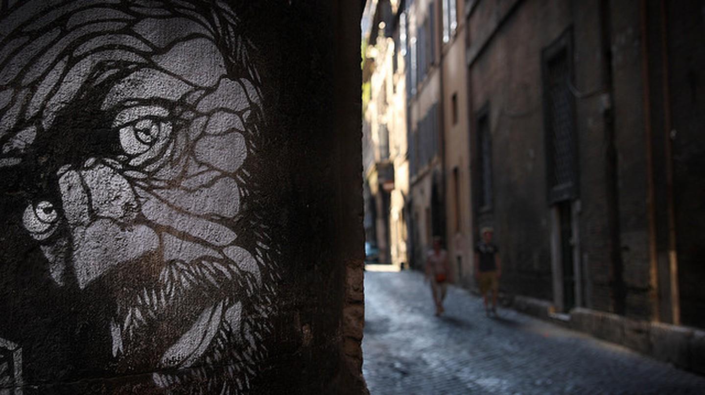 An Interview With Paris Street Artist C215