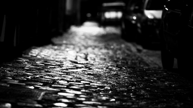 Lille, un trottoir, la nuit | © Dude Pascalou/Flickr