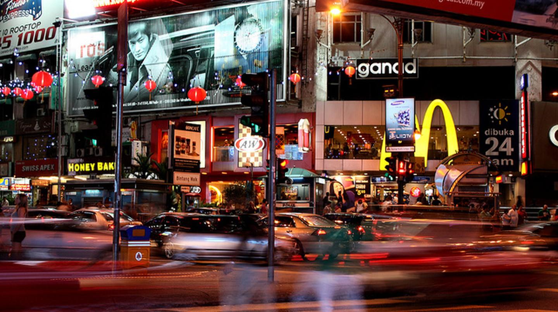 Bukit Bintang | © Phalinn Ooi/Flickr