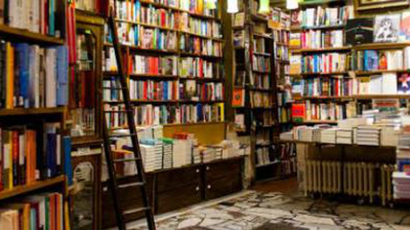 Europe's 10 Most Beautiful Bookstores