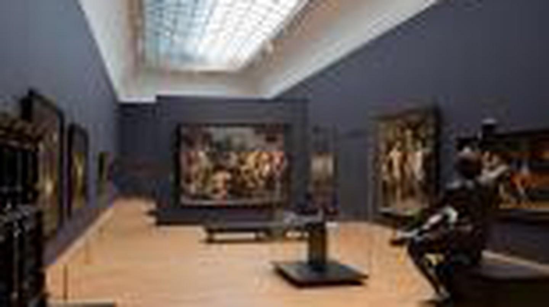 The Renovated Rijksmuseum in Amsterdam