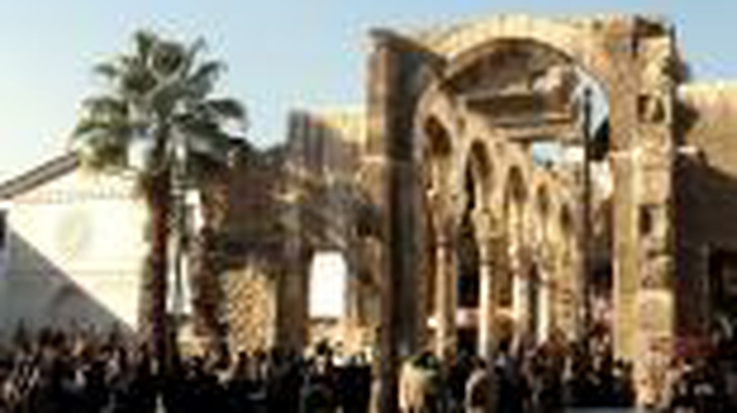 Crimes Against History: UNESCO World Heritage Sites in Syria Damaged by Civil War
