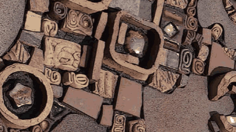 Egyptian Mosaics Adorn the Venice Biennale's Encyclopaedic Palace