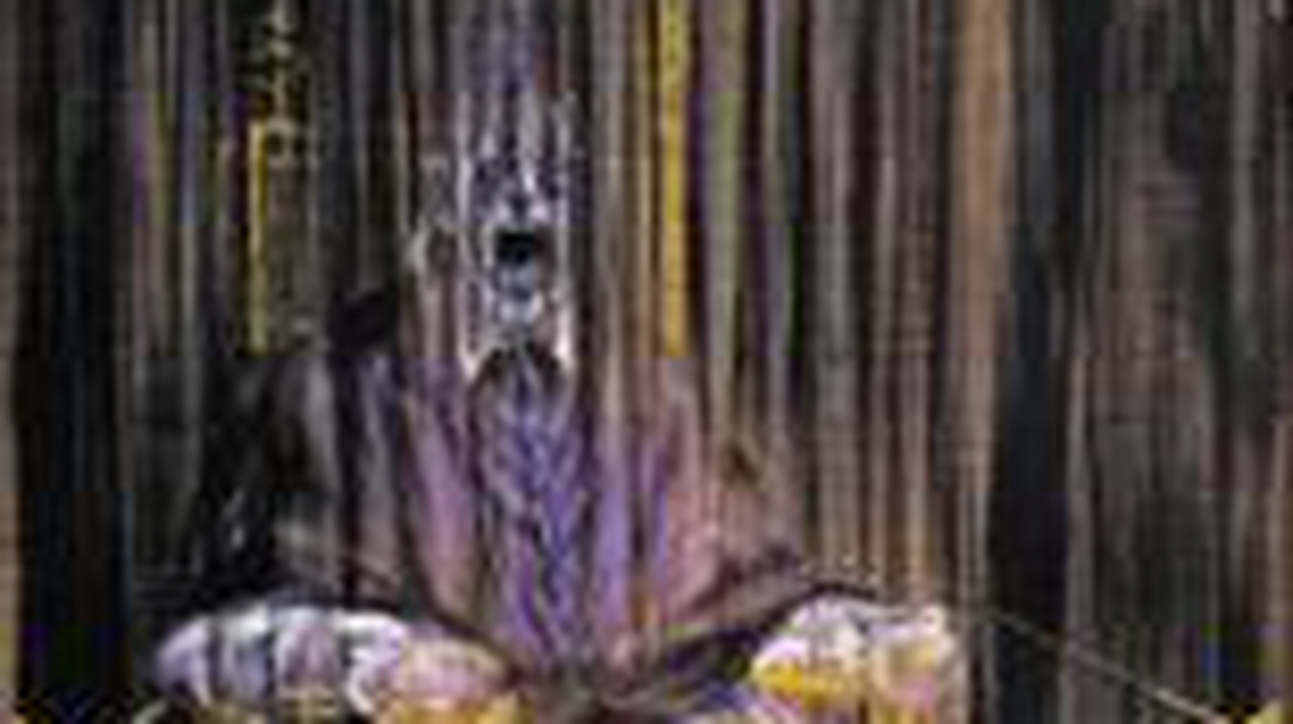 Francis Bacon: Howling the Enigma of Existence