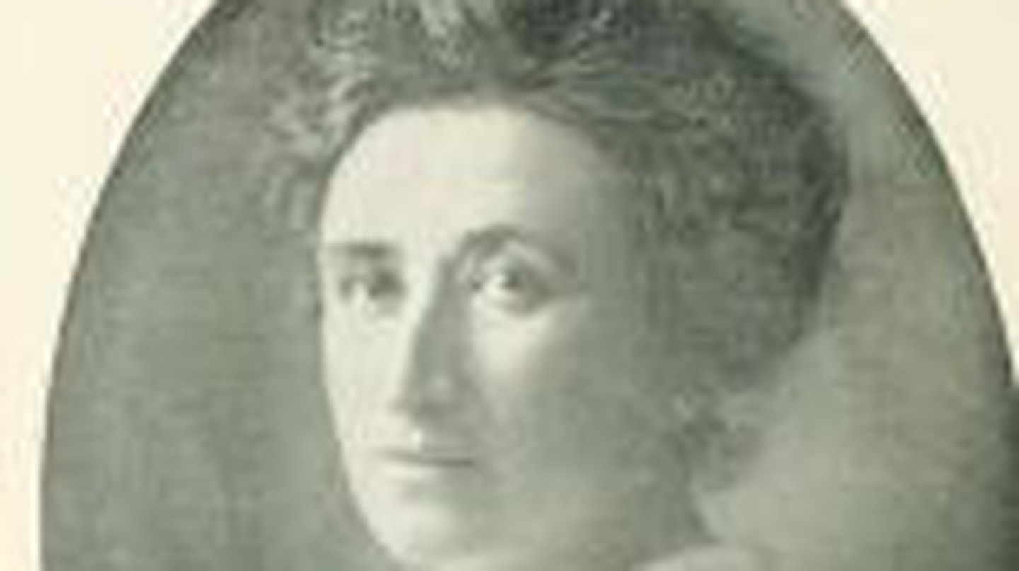 Rosa Luxemburg, Original Thinker And Visionary