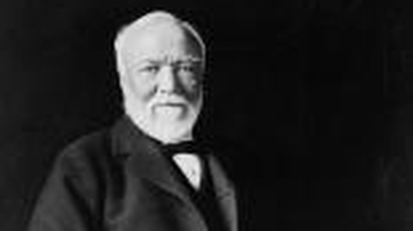 The Legacy of Andrew Carnegie: from Scotland to Mauritius and Fiji.