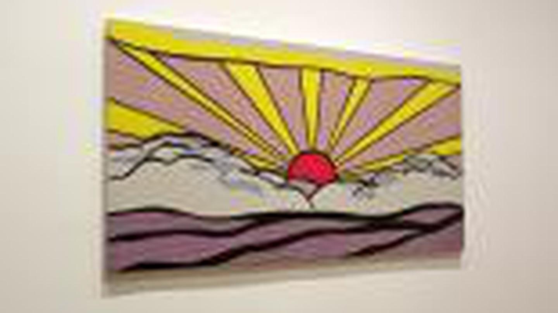 Looking at Lichtenstein