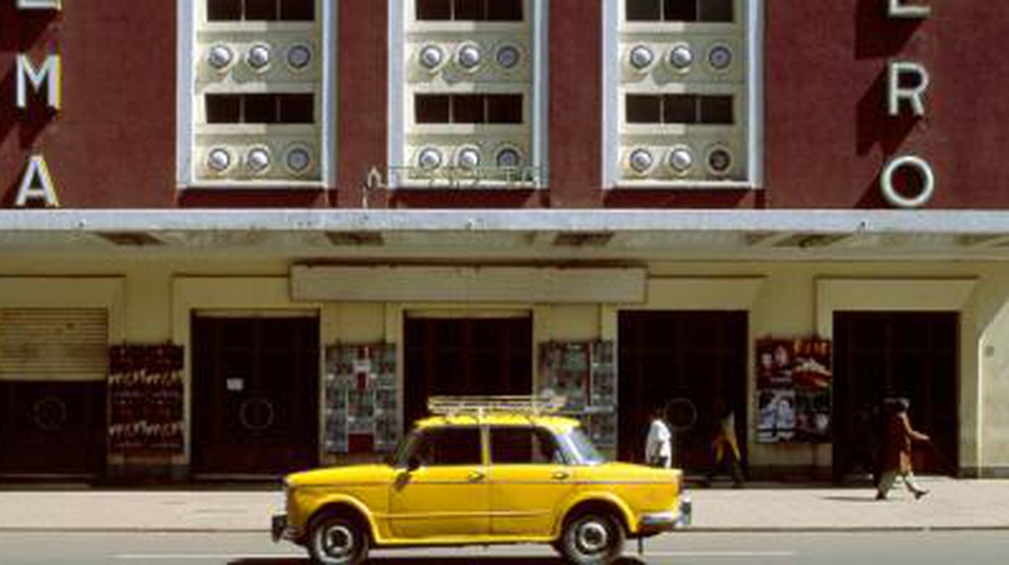 Mussolini, Modernism, And The Architecture Of Asmara