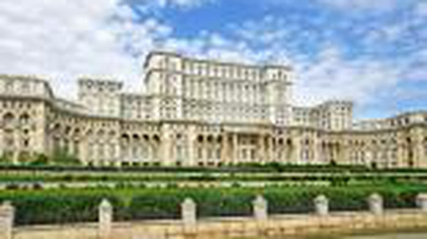 The Palace Of Parliament: Communist Mansion Turns Capitalist Paradigm