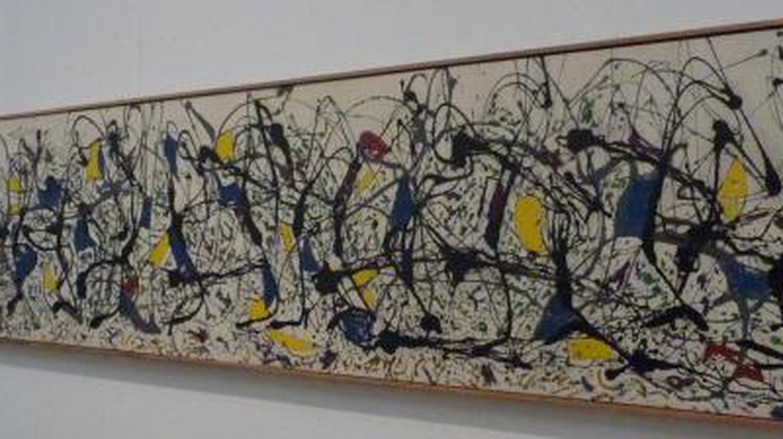Recording The Unconscious In Jackson Pollock's Work