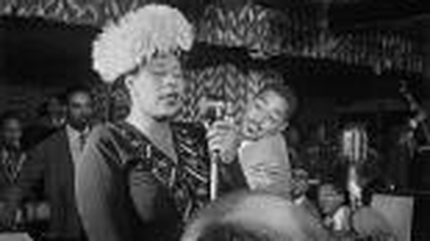 Ella Fitzgerald: The First Lady Of Scat