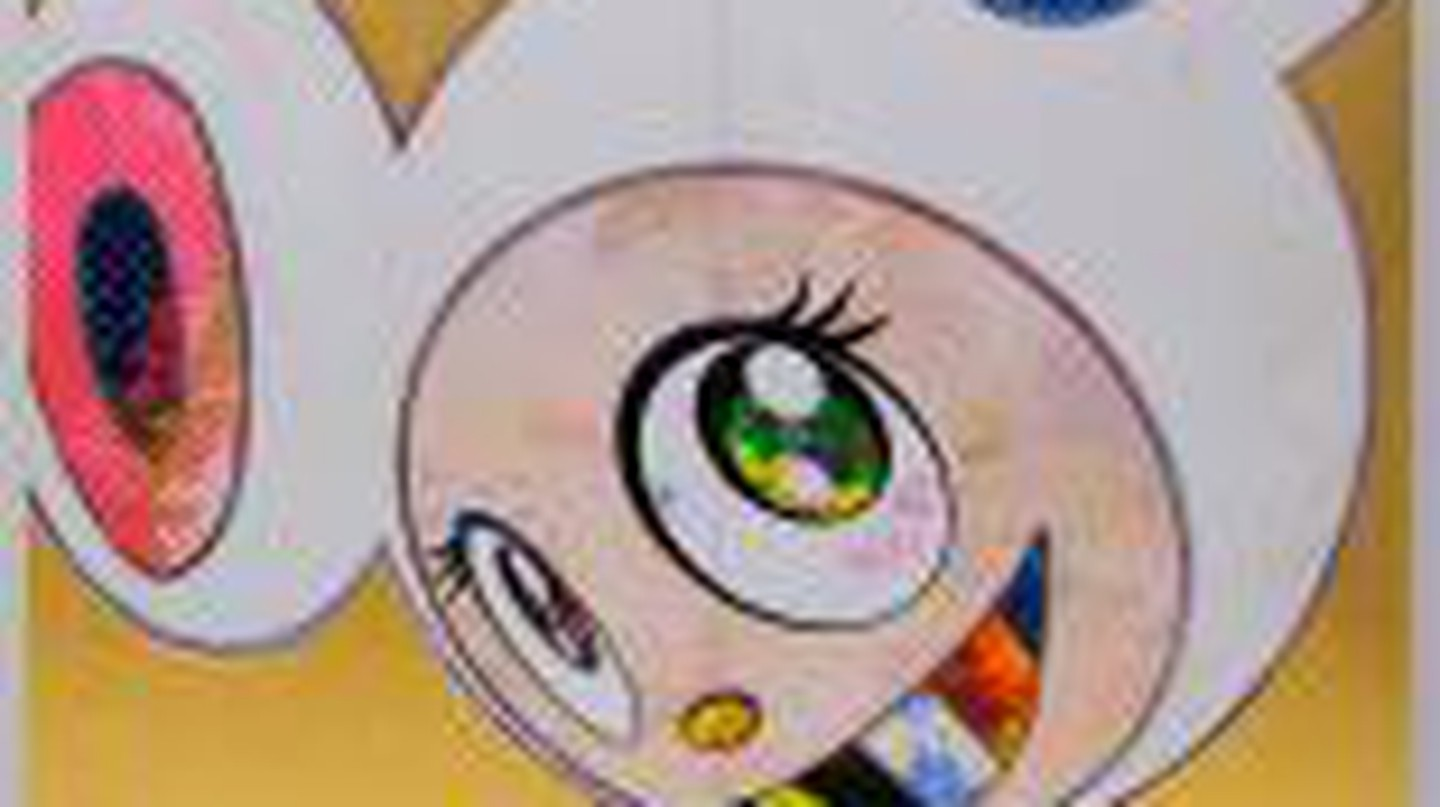 Takashi Murakami's Hybrid Of High And Low Art