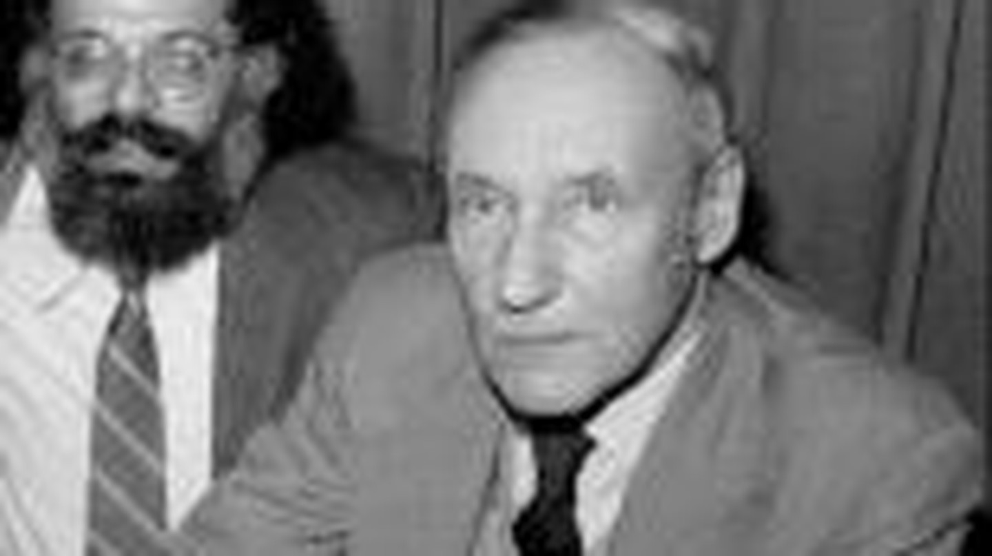 William S. Burroughs: Beyond the Beats