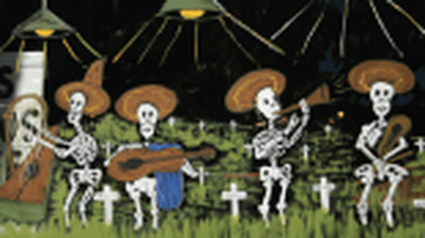 Big, Brash and Bold: Ten Autumn Events in Texas