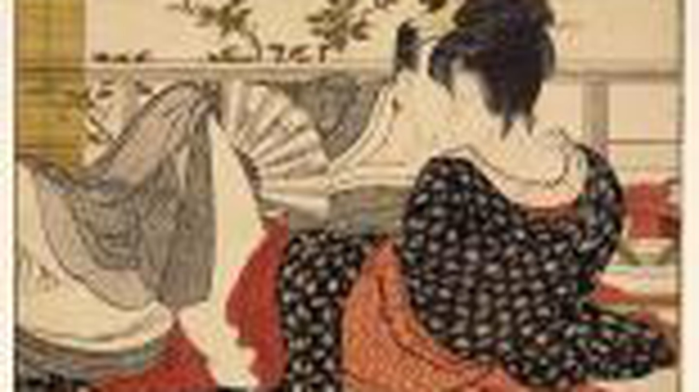 Shunga: Japanese Erotica Comes To The British Museum