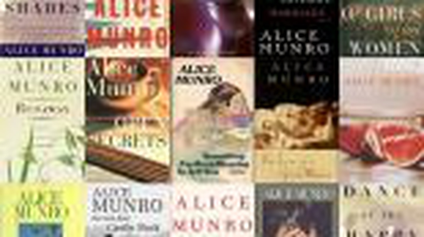 A Nobel Vision: The Works of Alice Munro