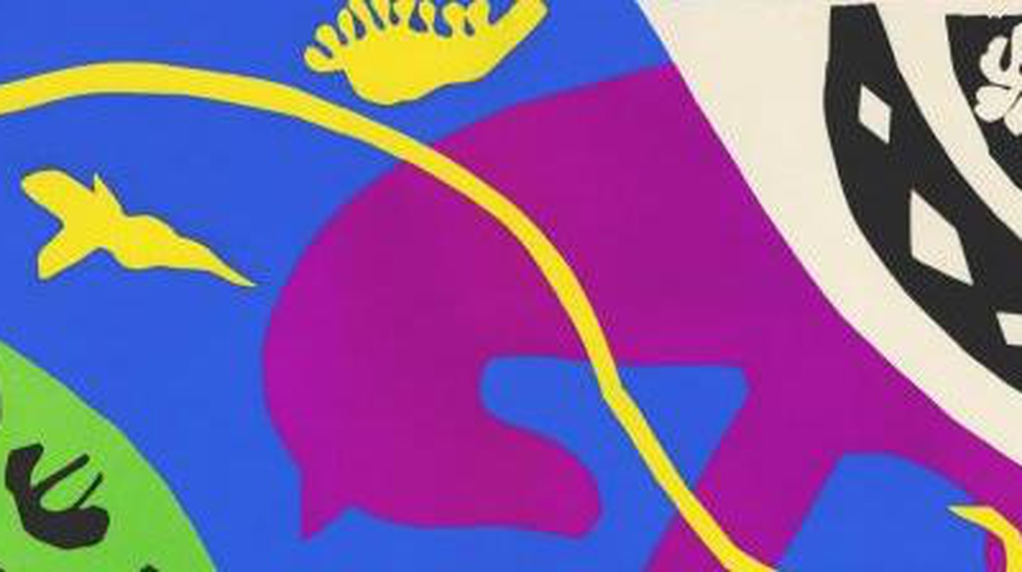 Fauvism Renewed: Matisse's Creative Affair with Paper Cut-Outs
