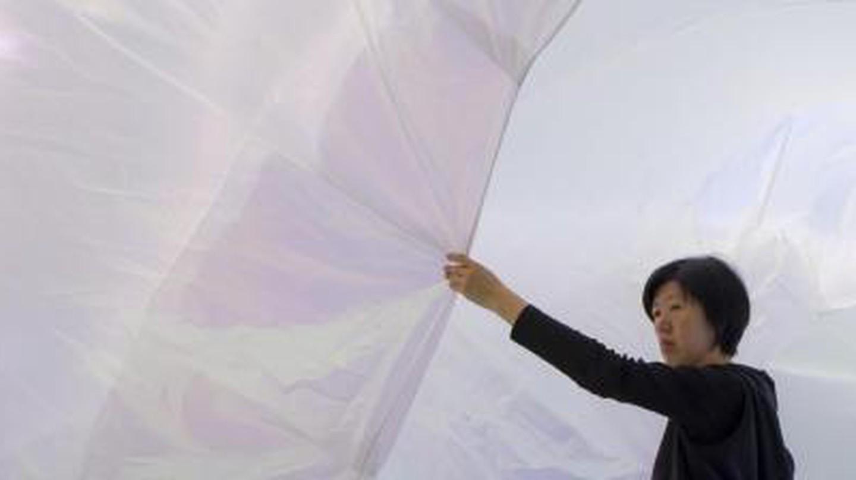 Wang Te-Yu: Balloon Art Inspired by Aliens
