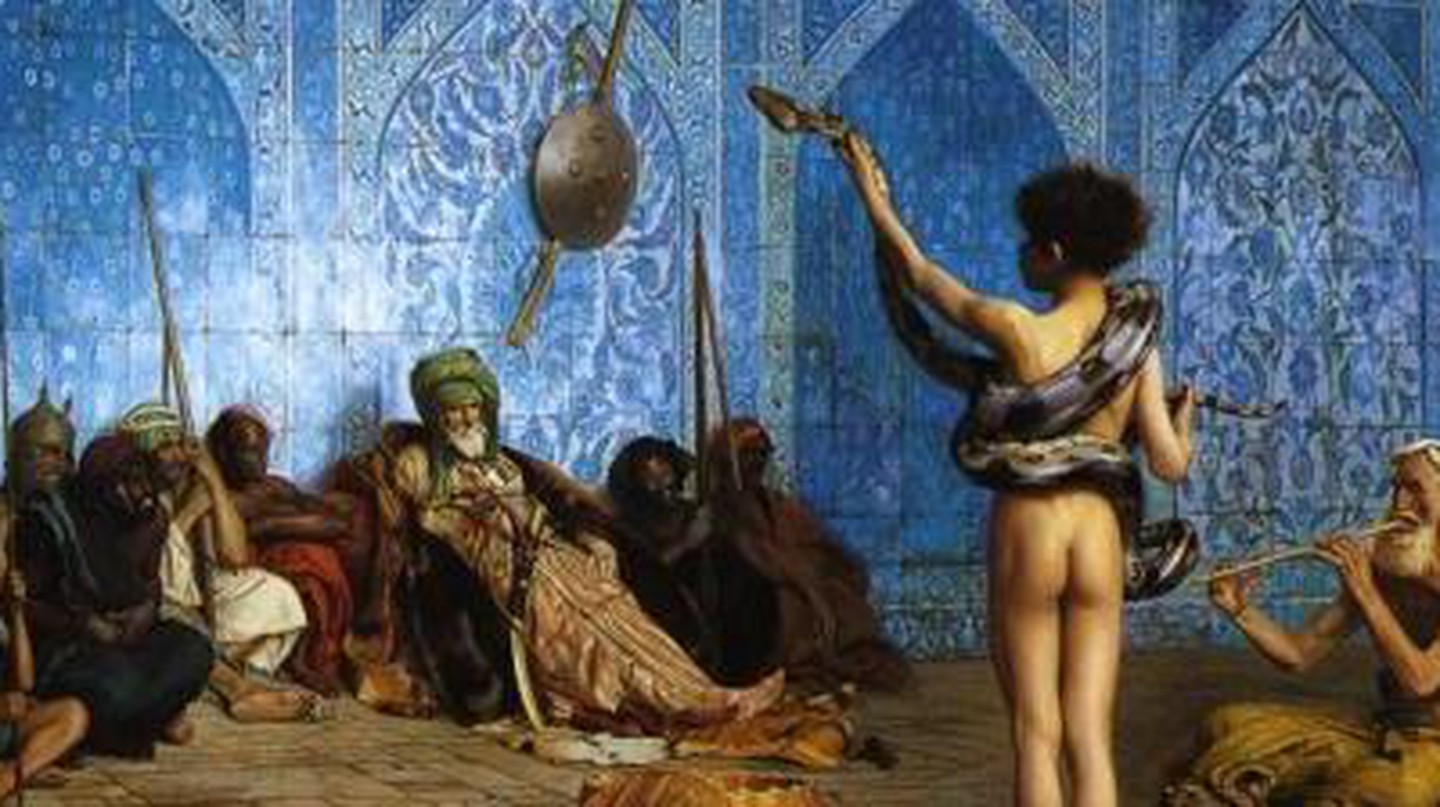 The Perfumed Garden: Sex and Islam in 'the Single Climax of Desire'