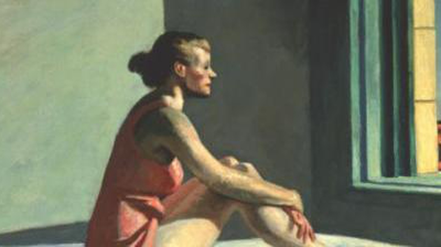 Edward Hopper's Creative Process: The Nighthawks and the Idyll